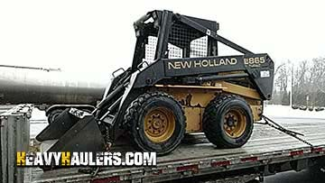 Skid Steer Transportation