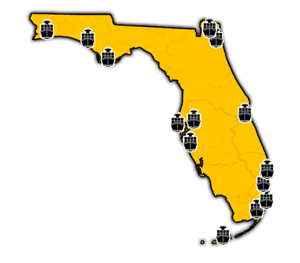 Florida State Port Shipping Services