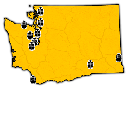 Washington State Port Shipping Services