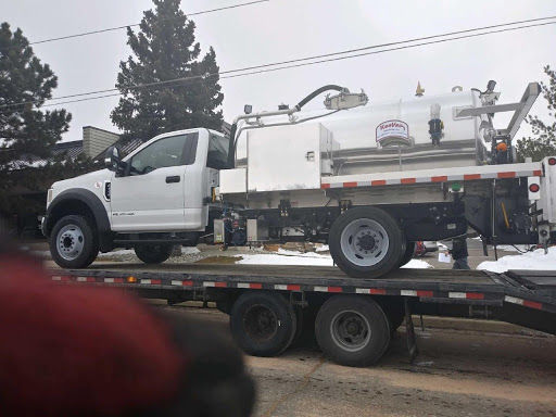 Shipping a tank in Oklahoma