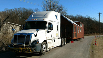Hauling a Tiny House from TN to KY
