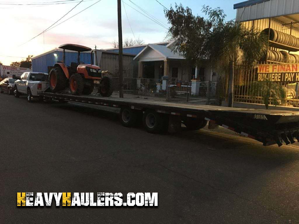 Use Heavy Haulers Hot Shot Trailers to Ship Your Cargo