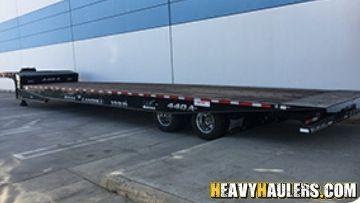 Heavy Haulers Landoll Trailer Shipping Services