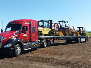 Heavy Haulers Load Out Shipping Services