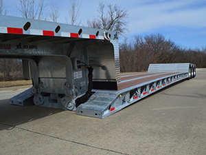 Heavy Haulers Landoll Trailer Shipping Services
