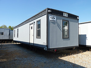 Modular Office Trailers Provide Portable Office Solutions