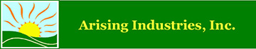 Arising Industries trailer logo