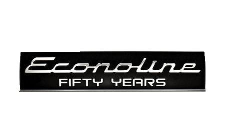 Shipping Econoline Trailer