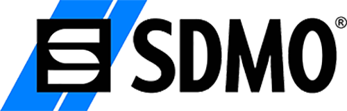 SDMO Generator logo