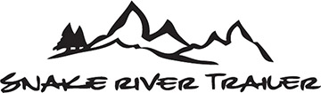 Snake River trailer logo