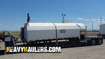 Truck Body Transport Services | Heavy Haulers (800) 908-6206
