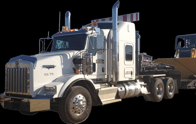 Texas Equipment Transport Services | Heavy Haulers!