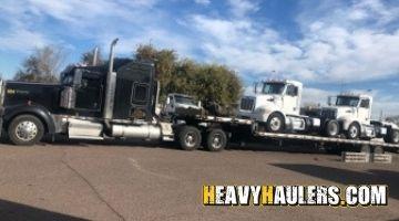 Daycab transport in Utah