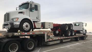 Nebraska truck transport