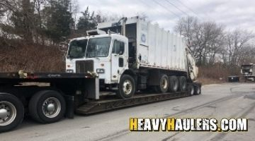 Truck transport in Tennessee