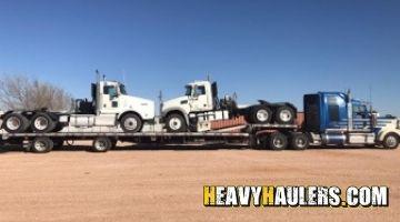 Nevada daycab transport