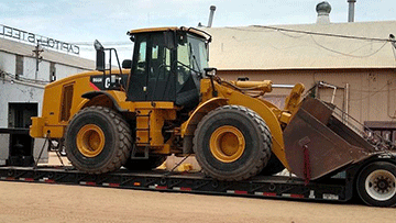 Shipping 2011 Caterpillar 966H Wheel Loader