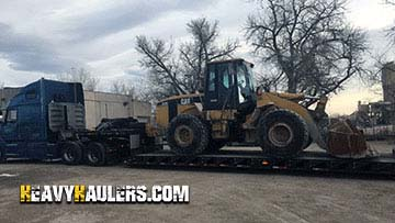 Caterpillar 950G Wheel Loader Delivery