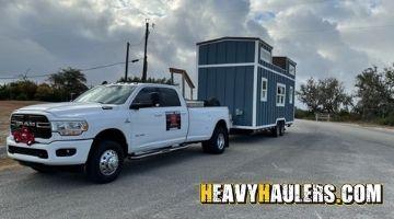 Less Than Truckload (LTL) Hauling
