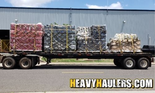 Disaster Removal Shipping